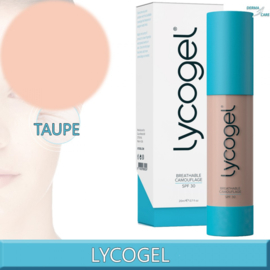 Taupe LYCOGEL CAMOUFLAGE 20 ml