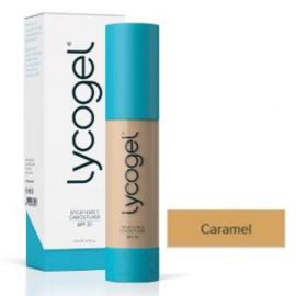 Caramel LYCOGEL CAMOUFLAGE 20 ml