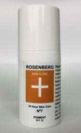 24 Hour Skin Care | PIGMENT | Rosenberg Skin Clinic® - 30 ml - dag & nacht verzorging