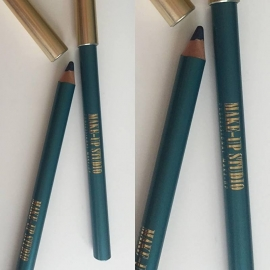make-up studio Lip Liner Pencil petrol