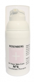 N 6.  24 Hour Skin Care | vitamine squalane huidolie met polyfenolen | Rosenberg Skin Clinic®