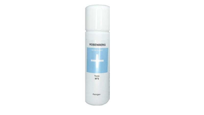 N 3 + TT TONIC met Tea Tree  (+PH toner) | Rosenberg Skin Clinic®