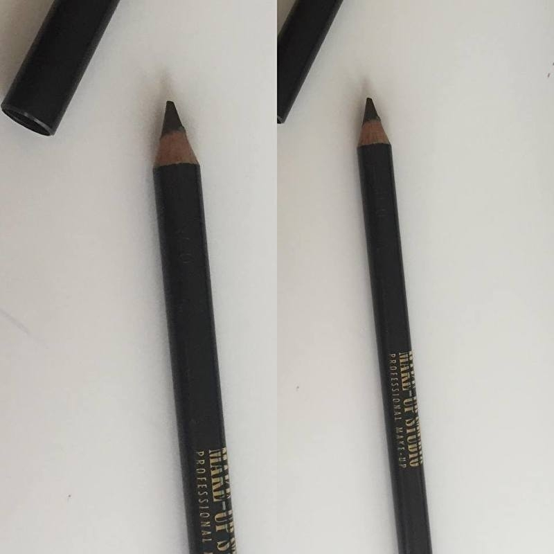 make-up studio Lip Liner Pencil Creamy Kohl Brown