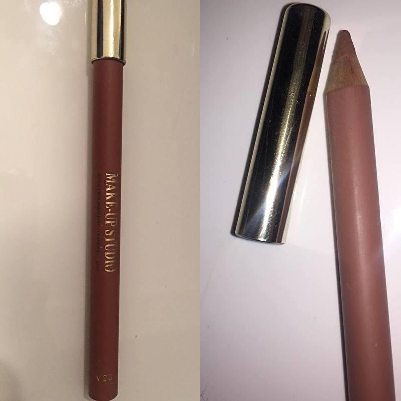 make-up studio Lip Liner Pencil n.5