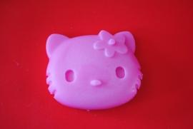 Hello Kitty zeepje (bloemetje)