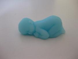 Baby zeepje blauw