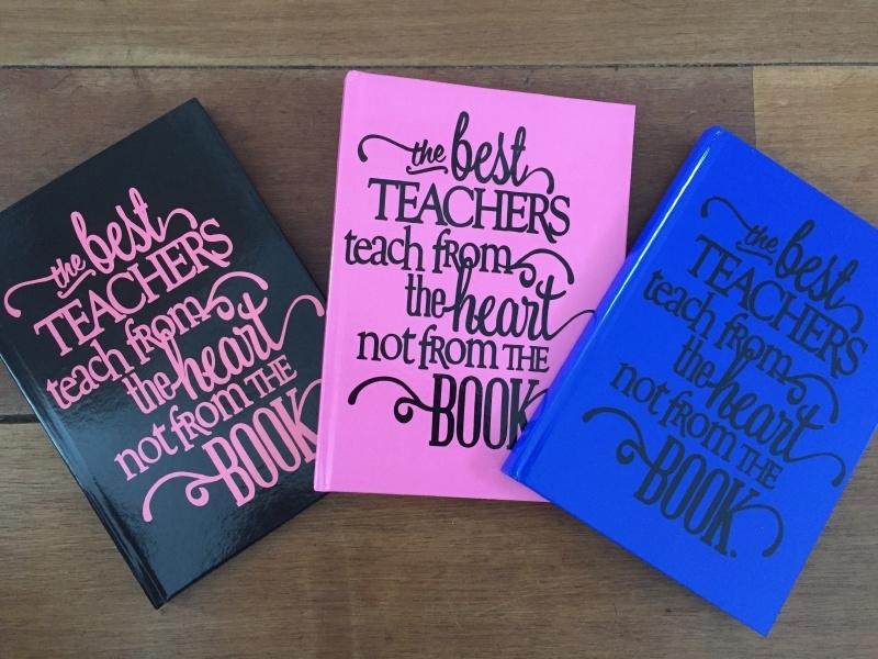 Notitieboek Teacher