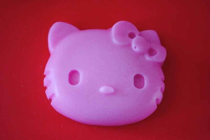 Hello Kitty zeepje (strikje)