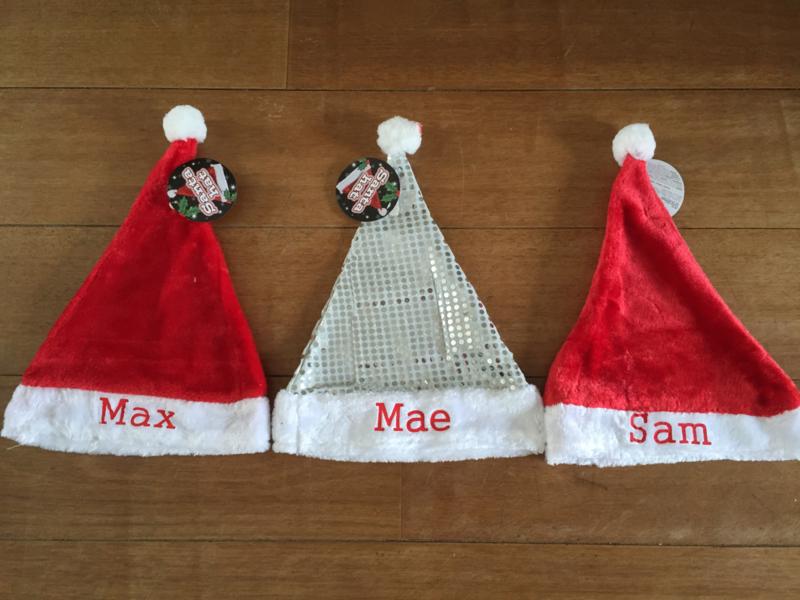Kinder kerstmuts