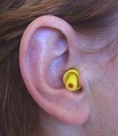 Eartech Uniplug Gehörschutz - Ohrstöpsel  Earplane