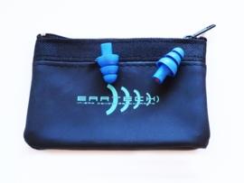 Gehörschutz ohrstöpsel industriell(blau). 10x pack