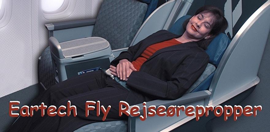 Fly-Rejse-ørepropper