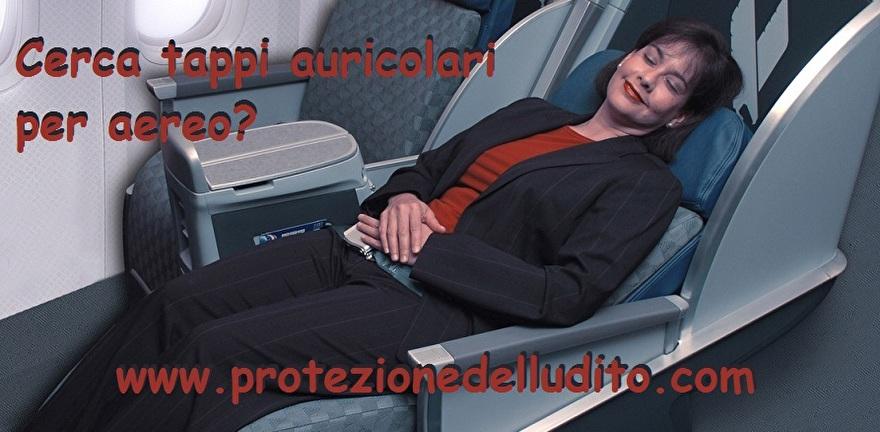 Tappi-auricolari-aereo.