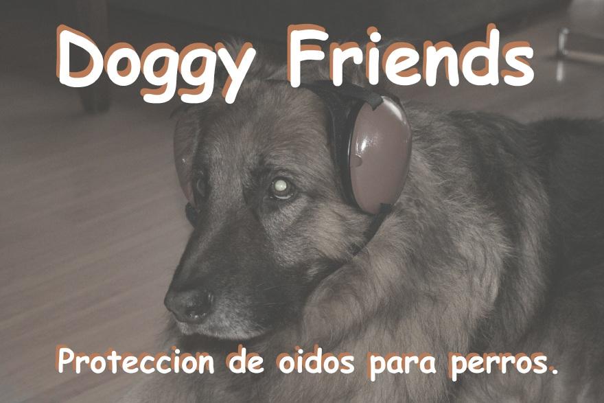 Proteccion de oidos para perros
