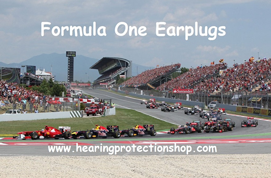 Hearing-protection-formula-one-earplugs