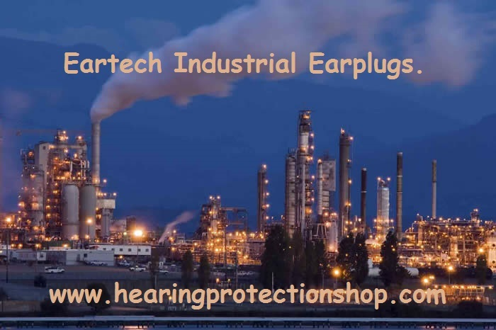 Eartech Industrial Earplugs
