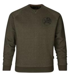 Seeland Key-point Sweatshirt Pine Green heren trui