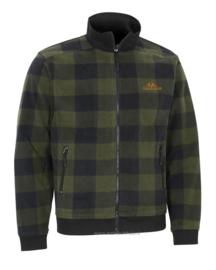 Swedteam Lynx Sweater Full-zip geblokt heren vest