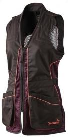 Seeland Skeet Lady waistcoat Black Bean maat XS