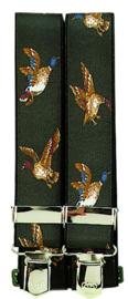 Bretels met vliegende eenden