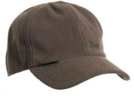 Deerhunter Cumberland Cap w. Neck Cover groene pet