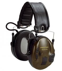 Peltor Sporttac elektronische gehoorbescherming