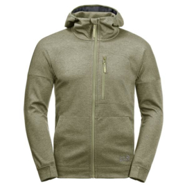 Jack Wolfskin Riverland Hooded herenvest