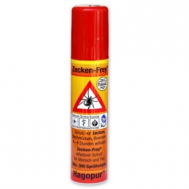 Hagopur Zecken-Frey anti-teken spray