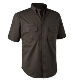 Deerhunter Caribou korte mouw heren overhemd