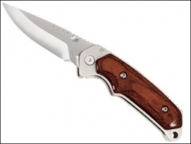 Buck 277 Alpha Hunter Rosewood inklapbaar jachtmes