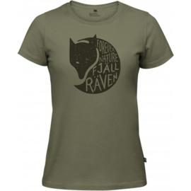 Fjällräven Forever Nature dames t-shirt