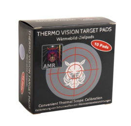 Thermo Vision Target Pads warmtebeeld inschiet pads (10 st)