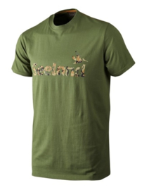 Seeland Camo T-shirt