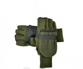 Skogen  Thinsulate microfleece vingerloze handschoenen / wanten