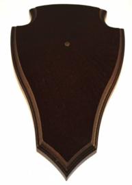 Reebok trofee plank met klem roodbruin