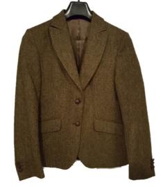 Dames tweed blazer maat 38