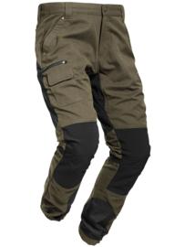 Chevalier Arizona Pro Pant W Tobacco Black dames broek maat 38