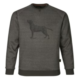 Seeland Key-point Sweatshirt Grey heren trui