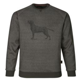 Seeland Key-point Sweatshirt Grey heren trui