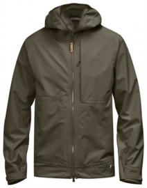 Fjällraven Abisko Eco-shell jacket herenjas