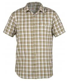 Fjällräven Singi shirt SS heren overhemd korte mouw