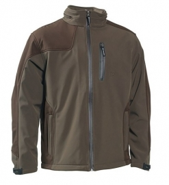 Deerhunter Argonne softshell jas met stormliner maat M