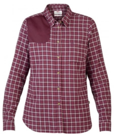 Fjällräven Sörmland Flannel Shirt LS W dames blouse