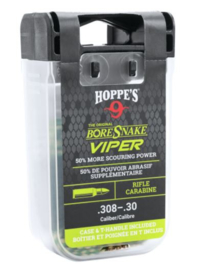 Hoppe`s BoreSnake VIPER Den loopreiniger voor hagel of kogel geweer met t-handle
