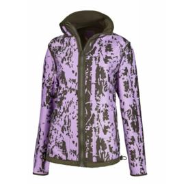 Hubertus omkeerbaar dames fleece vest