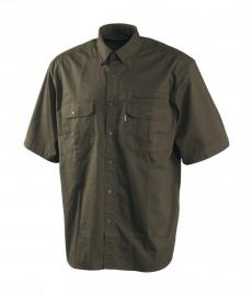 Deerhunter Wapiti II overhemd met korte mouwen