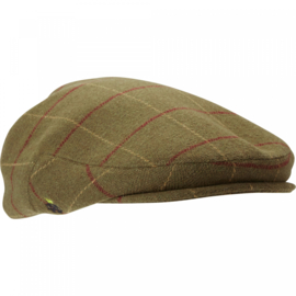 Deerhunter Woodland Tweed flat cap