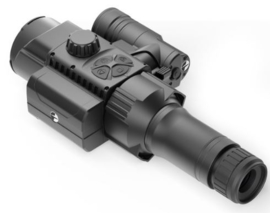 Pulsar digitale Hand en voorzet kijker FN455 Digital Night Vision Monocular Forward FN455 nachtkijker