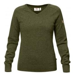Fjällraven Sörmland V-neck dames sweater