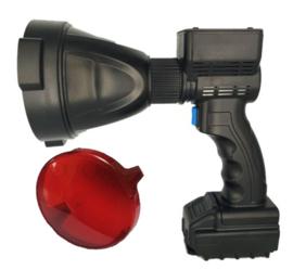 Schijnwerper voor lichtbakken 12V LED Sport Light 6500 Lumen incl. rood filter